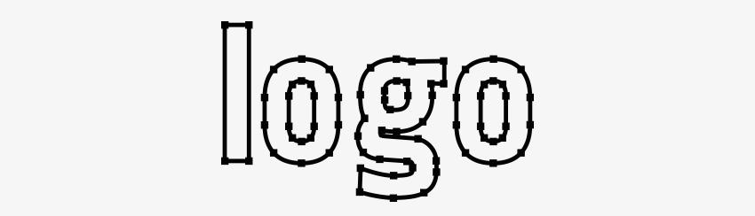 Logo en formato vectorial